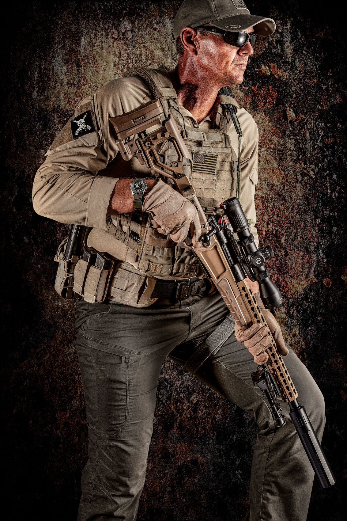 FPI Studios | Firearms Product Photography | Detroit | Phoenix