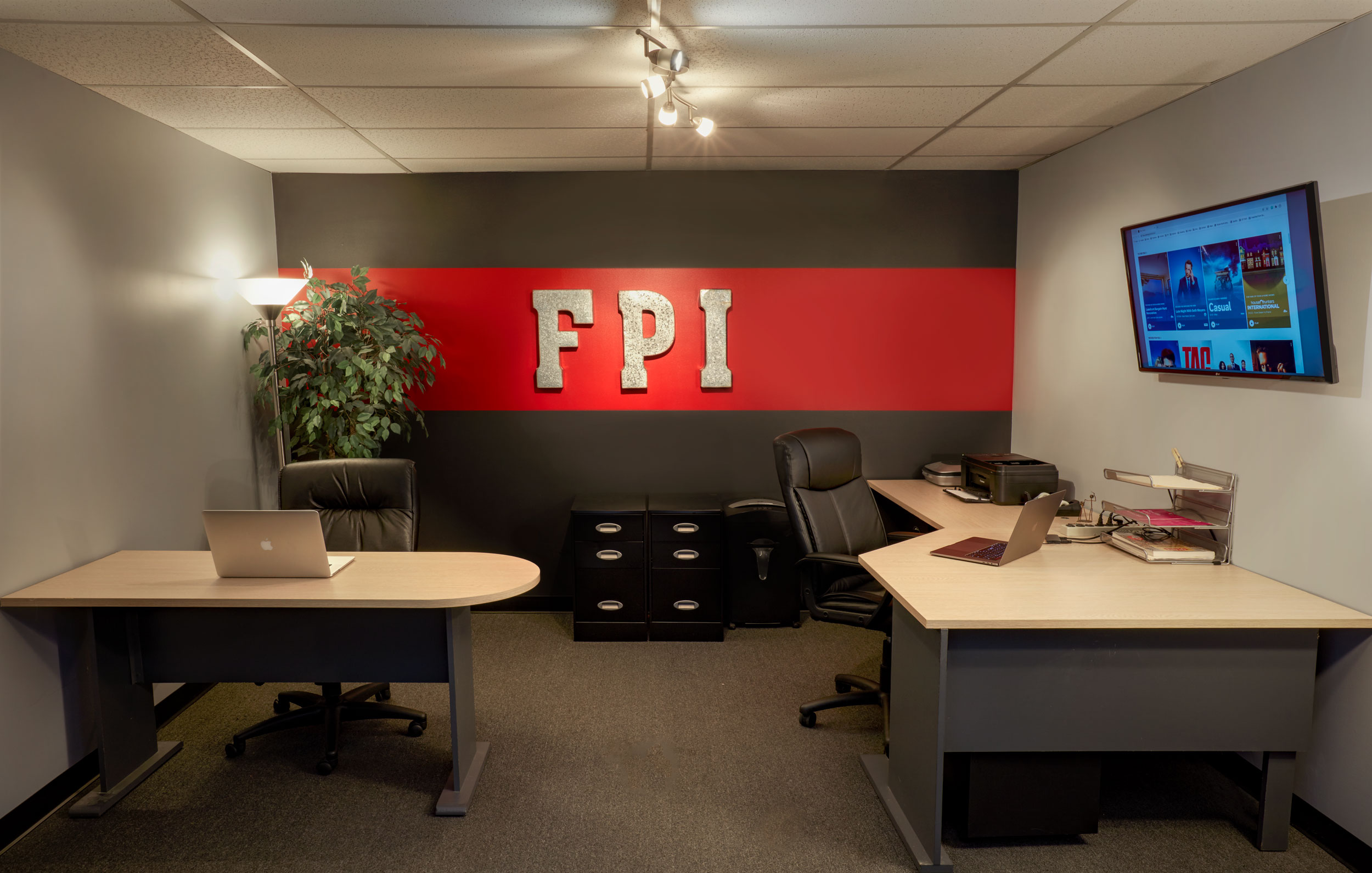 FPI Studios | Detroit, Michigan | Studio Rental Office
