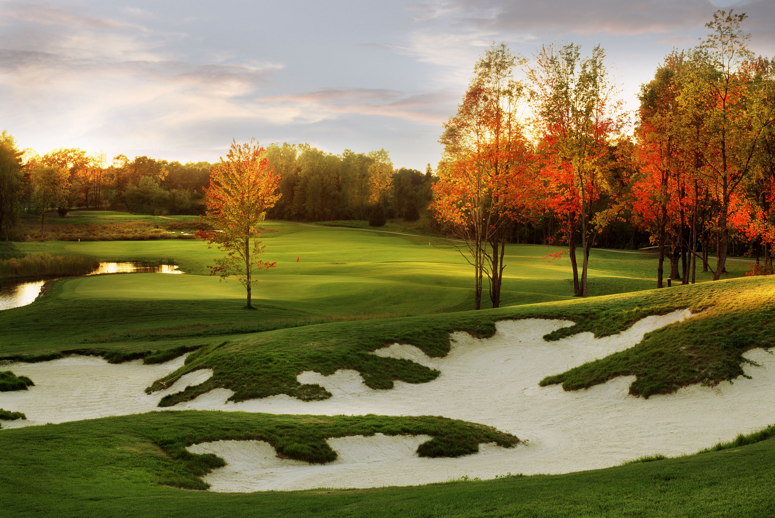 FPI Studios | Bunkers | Golf Photography